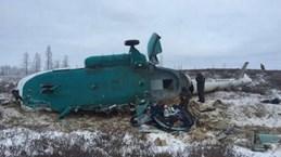 Rơi trực thăng quân sự ở Kazakhstan: Tất cả 13 quân nhân thiệt mạng