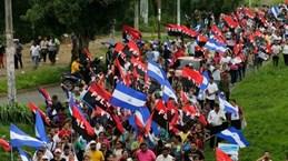 Mỹ đe dọa trừng phạt Nicaragua tương tự với Venezuela