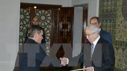 Tổng thống Algeria mong muốn thúc đẩy quan hệ với Việt Nam
