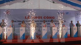 Trên 980 tỷ đồng xây hệ thống cấp nước Khu kinh tế Đông Nam Quảng Trị