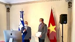 Tổng thống Honduras mong muốn thúc đẩy quan hệ hợp tác với Việt Nam