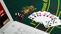 Phối hợp triệt phá đường dây đánh bạc qua mạng, bắt 5 đối tượng