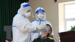 Xét nghiệm sàng lọc SARS-CoV-2 toàn bộ cư dân tại huyện Côn Đảo