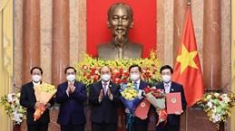 Nghị quyết phê chuẩn đề nghị bổ nhiệm Phó Thủ tướng Chính phủ