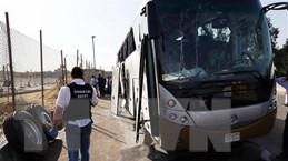 Nhóm du khách Nam Phi bị đánh bom xe tại Ai Cập về nước