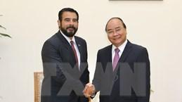 Thủ tướng Nguyễn Xuân Phúc tiếp Đại sứ Panama kết thúc nhiệm kỳ