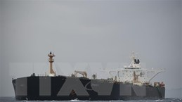 Tàu chở dầu Grace 1 của Iran đã rời khỏi Gibraltar