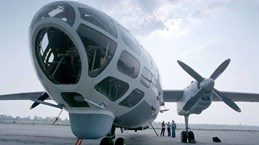 Nga bay giám sát không phận Hungary theo Hiệp ước Bầu trời mở