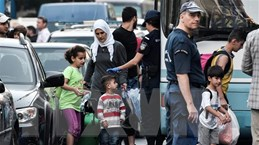 Hy Lạp muốn đưa 10.000 người tị nạn trở lại Thổ Nhĩ Kỳ