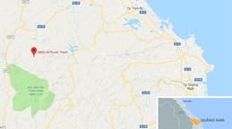 Quảng Nam: Sét đánh khi đang làm rẫy, 5 người thương vong