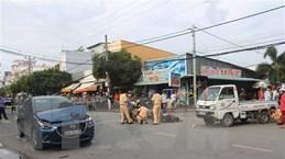 Bạc Liêu: Va chạm với xe tải, 2 người đi xe môtô thương vong