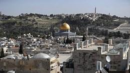 EU cảnh cáo Serbia về quyết định chuyển Đại sứ quán đến Jerusalem