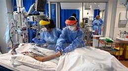 Anh và Pháp ghi nhận số ca nhiễm mới trong ngày ở mức cao nhất