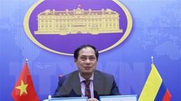 Tham khảo chính trị cấp Thứ trưởng Ngoại giao Việt Nam-Colombia lần 5