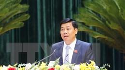 Ông Dương Văn Thái được bầu giữ chức Bí thư Tỉnh ủy Bắc Giang