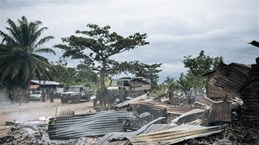 Thảm sát tại Cộng hòa Dân chủ Congo, ít nhất 18 người thiệt mạng
