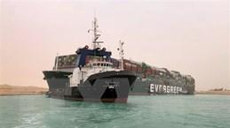 Ai Cập: Tàu Ever Given rời kênh đào Suez sau gần 4 tháng mắc kẹt