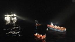Lật tàu chở hơn 60 người di cư ngoài khơi bờ biển Guinea-Bissau