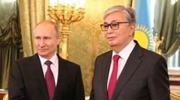 Nga và Kazakhstan thúc đẩy hợp tác quân sự, điện hạt nhân