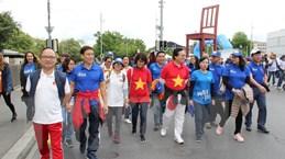 Việt Nam tham dự sự kiện thể thao cộng đồng tại Geneva