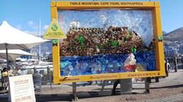 Ghana là quốc gia châu Phi đầu tiên gia nhập loại bỏ chất thải nhựa