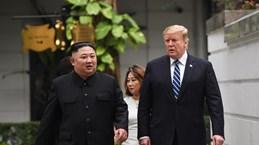 Đàm phán cấp chuyên viên Mỹ-Triều: Thất bại được dự báo