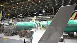 Boeing nối lại hoạt động sản xuất mẫu 737 MAX ở Washington