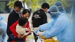 Việt Nam ghi nhận thêm 1 ca mắc COVID-19 mới từ Philippines về
