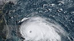 Toàn cảnh cuộc đổ bộ của siêu bão Dorian với sức tàn phá khủng khiếp
