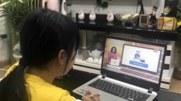 Dịch COVID-19 phức tạp, trường học linh hoạt tổ chức thi trực tuyến