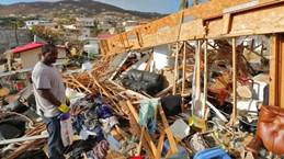 """Người dân Dominica đã """"mất tất cả"""" sau khi bão Maria quét qua"""