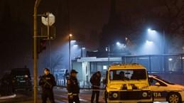 Một người đàn ông tấn công Đại sứ quán Mỹ tại Montenegro