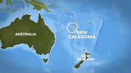 Động đất mạnh làm rung chuyển một đảo gần New Caledonia