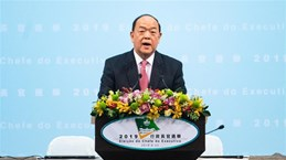 Quốc vụ viện Trung Quốc bổ nhiệm Trưởng Đặc khu Hành chính Macau