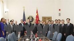 Đàm phán thương mại Mỹ-Trung sẽ tiếp diễn trong tuần này