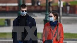 Số ca nhiễm virus SARS-CoV-2 tại Nga tăng lên hơn 4.100 người