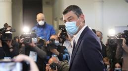 Thủ tướng Gruzia mắc COVID-19, làn sóng lây nhiễm tại Bỉ đã giảm tốc