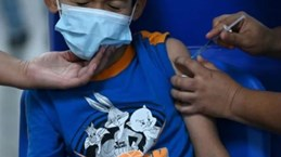Argentina bắt đầu chương trình tiêm vaccine cho trẻ em 3-11 tuổi