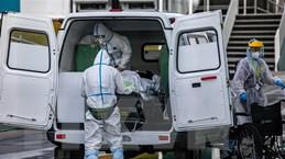 Nhiều nước châu Âu ghi nhận số ca mắc và tử vong vì COVID-19 tăng mạnh