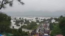 Mạng viễn thông Viettel ở Mozambique đã được khôi phục sau siêu bão