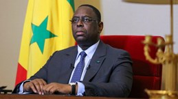Senegal: Tổng thống Macky Sall giành chiến thắng trong cuộc bầu cử