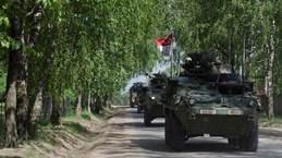 Quân đội Ba Lan và Litva củng cố hành lang chiến lược gần Nga