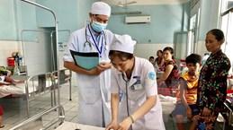 Số ca sốt xuất huyết tại An Giang và Trà Vinh tăng cao