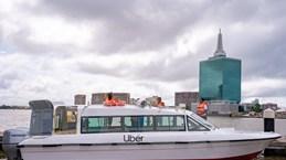 Uber ra mắt dịch vụ taxi đường thủy thứ hai trên thế giới tại Nigeria