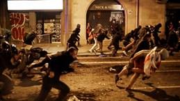 Những người đòi ly khai ở Catalonia chặn giao thông biên giới với Pháp