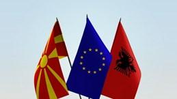 EU đồng ý mở các cuộc đàm phán kết nạp Albania và Bắc Macedonia