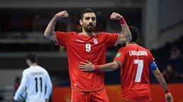 Lịch thi đấu tứ kết Futsal World Cup 2021: Châu Á chỉ có 1 đại diện