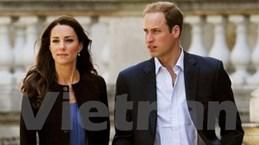 William và Kate thăm quốc đảo ở Thái Bình Dương