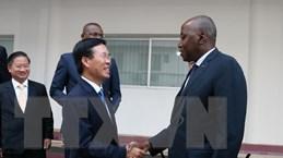 Cote d'Ivoire chọn Việt Nam làm mô hình chuẩn để học hỏi kinh nghiệm