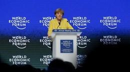 Tổng Giám đốc IMF bảo vệ châu Âu trong phiên thảo luận tại Davos